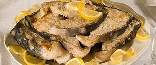 что можно приготовить из рыбы диетическое рецепт