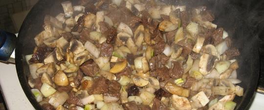 Диетические блюда с грибами