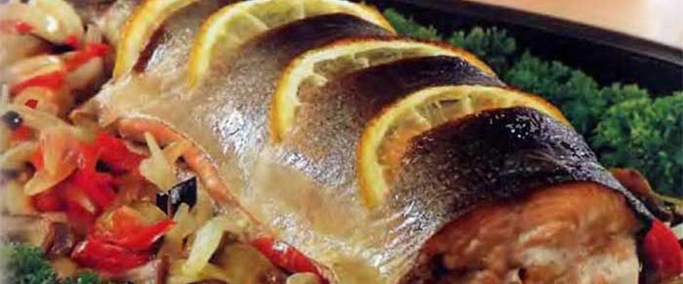 рецепты рыбы запеченной в духовке