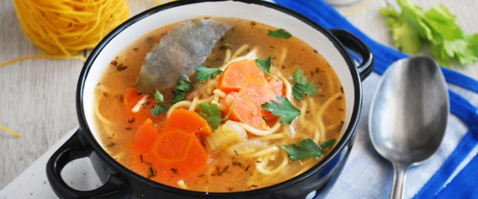 как приготовить суп во время поста