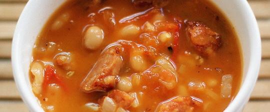как приготовить суп с капусты