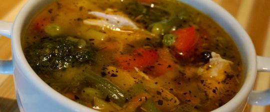 рецепт супов на белковой диете
