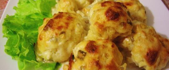 Рецепт вегетарианских котлет из картошки