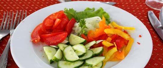 Щелочная диета меню на неделю от доктора Джоши