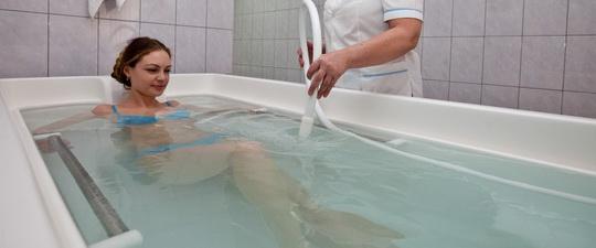 Общие противопоказания к ваннами