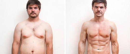 Процесс похудения в организме поэтапно