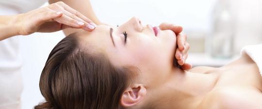 Лечебный массаж по схеме
