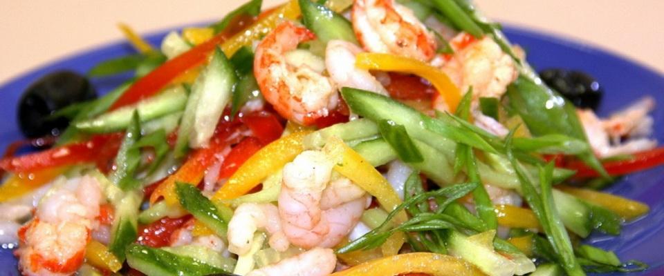 рецепты полезных салатов для беременных