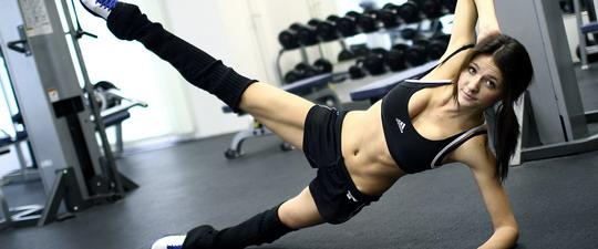 Принципы похудения в тренажерном зале