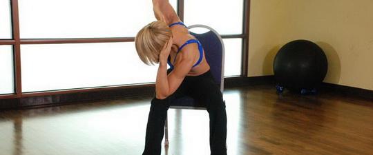 Гимнастика при остеохондрозе видео