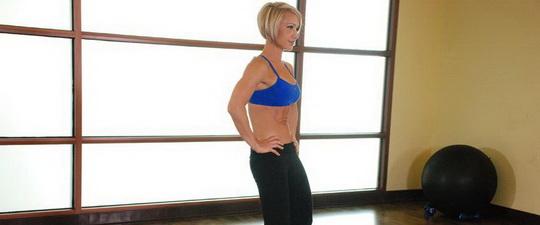 Как накачать ноги при больных коленях