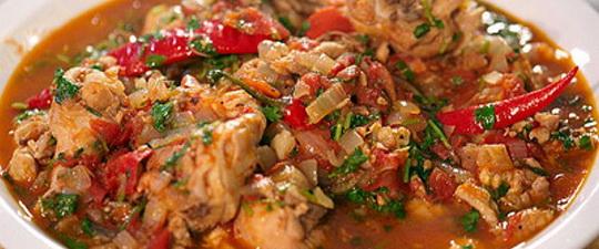 Готовим постный овощной суп