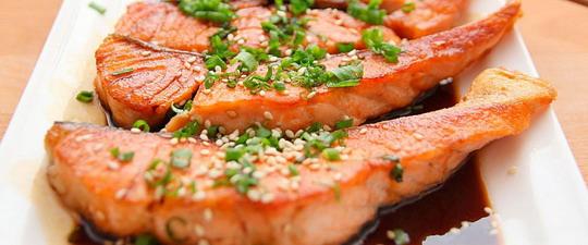 Рыбная диета для похудения - меню по дням