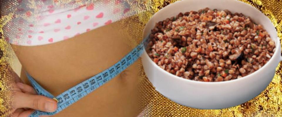14 Дней Гречневой Диеты. Простая и эффективная гречневая диета с меню на 14 дней, отзывы и результаты похудевших