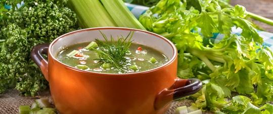 диета на сельдереевом супе рецепт