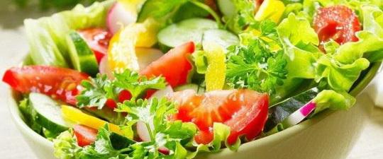 Как сбросить вес на овощной диете
