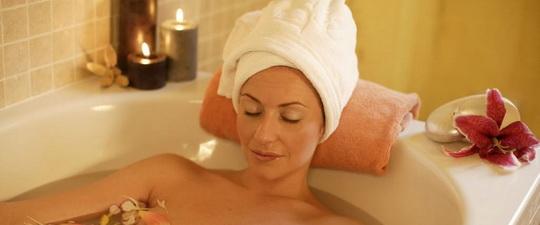 Какие ванны следует принимать при остеохондрозе? Лечебные ванны в домашних условиях при остеохондрозе